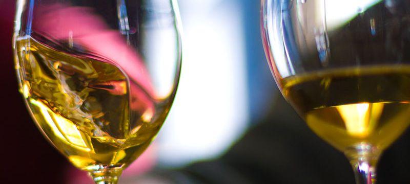 Tasting Tokaji Aszú photo of wine glasses