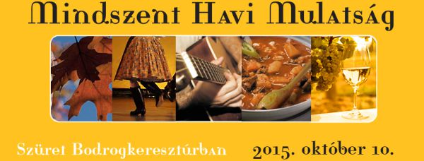 Mindszenthavi Mulatsag All saints merriment 2015