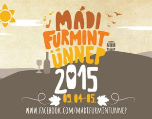 Mád Furmint Festival logo