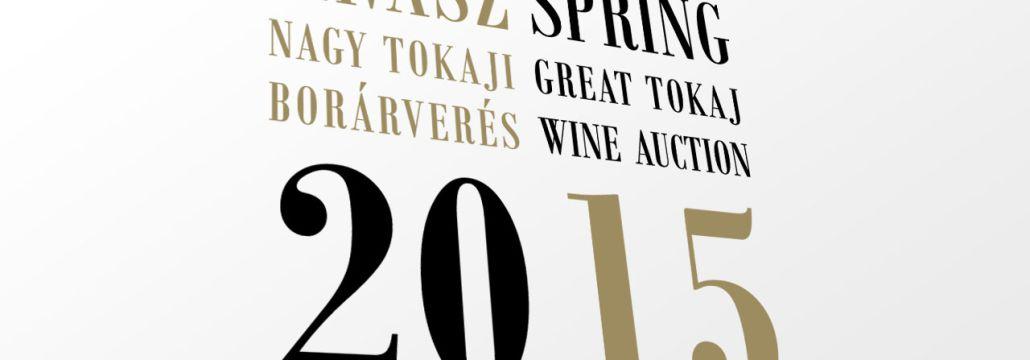 Confrerie Tokaj Spring catalogue 2015