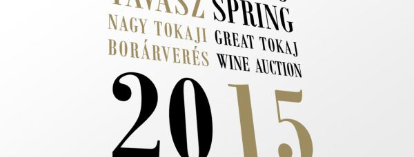 Confrerie Tokaj Spring catalogue 2015