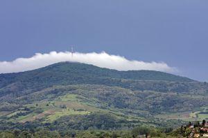 The iconic hill of the Tokaj Wine region: The Nagy kopasz