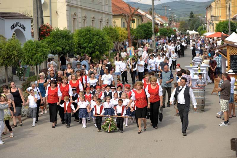 Mád Furmint Festival in 2014
