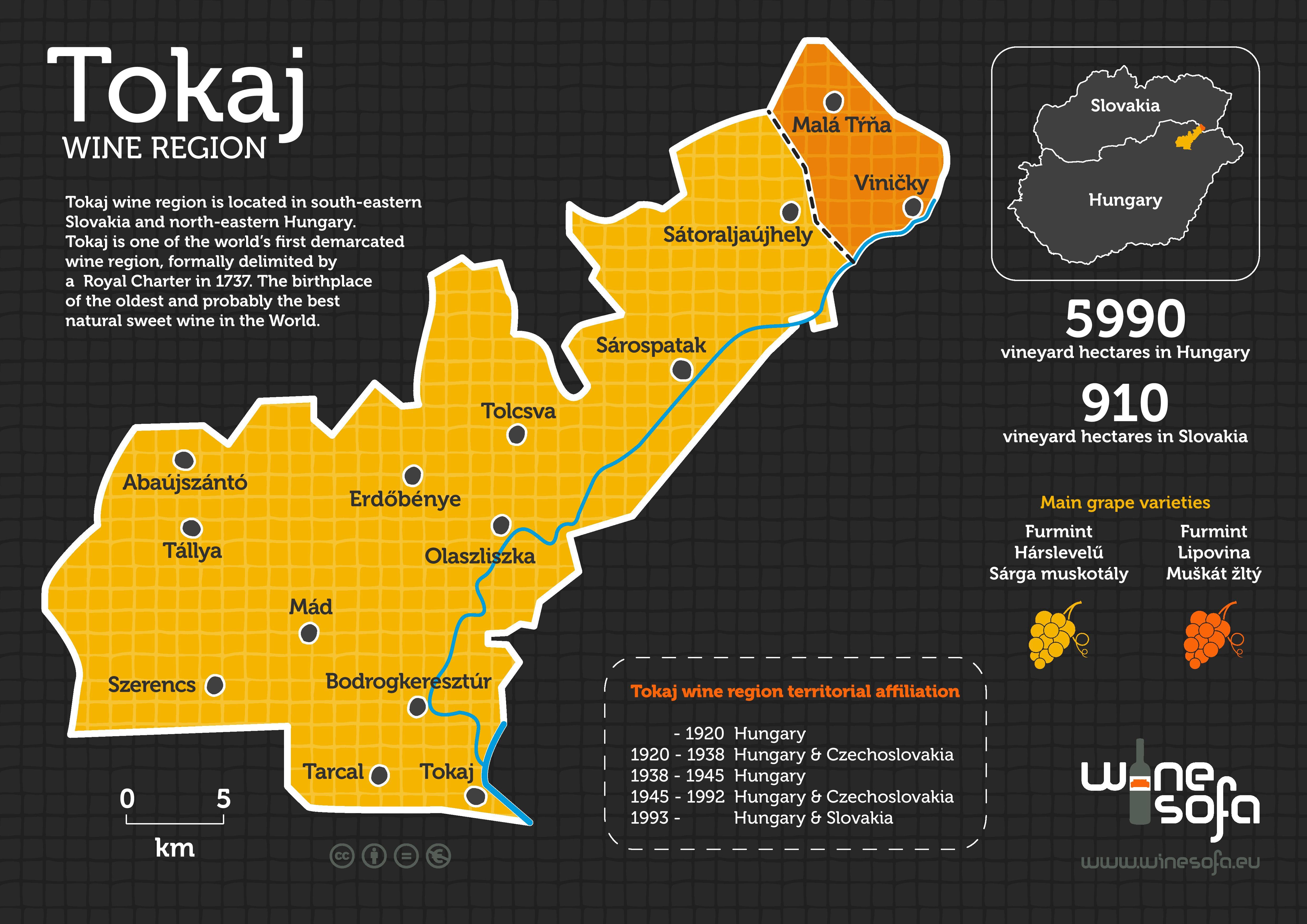 A peek into Tokaj in Slovakia - Tokaj Wine Region