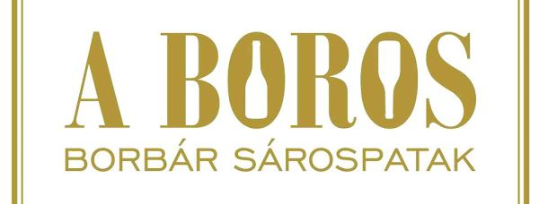 logo of Aboros borbar wine bar Sárospatak