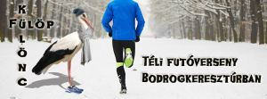 Bodrogkeresztúr winter run flyer