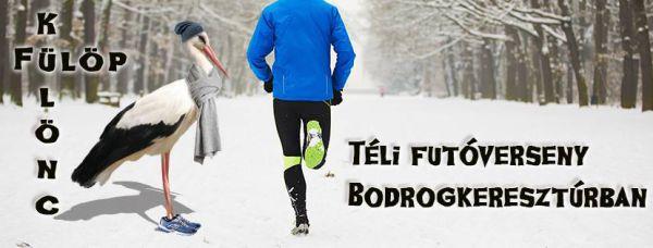 Bodrogkeresztúr winter run flyer