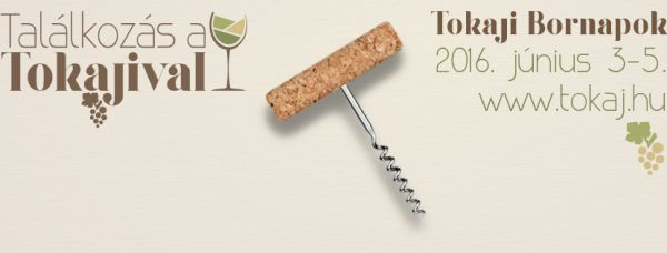 Tokaj Wine Days 2016 logo