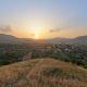 Sunset Erdőbénye, Tokaj Wine Region