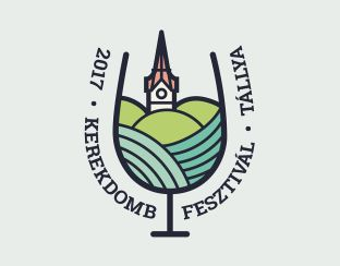 kerekdomb festival logo