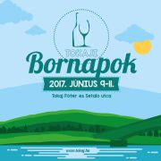 Tokaj Wine Days June 2017 logo