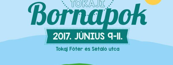 Tokaj Wine Days June 2017 logo