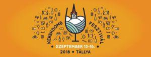 Kerekdomb Festival Tállya flyer