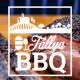 tallya bbq festival logo