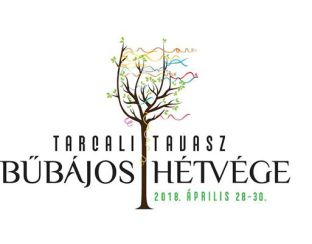 logo for Tarcal Bubajos hetvege - witchy weekend
