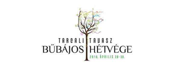logo for Tarcal Bubajos hetvege - witchy weekend