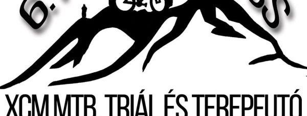 logo for Kőfejtő bringa verseny bike race, Tarcal