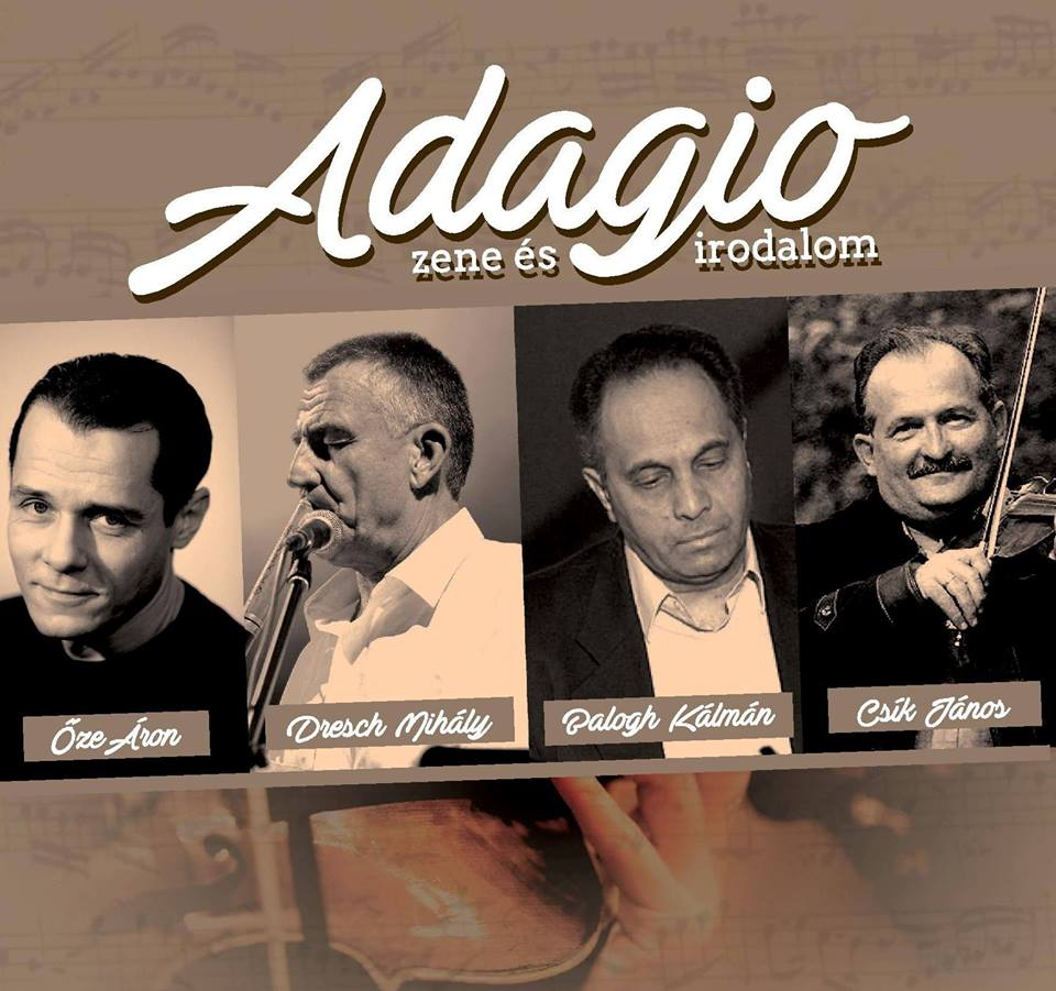 Bodrogkeresztúr Concert Nights - Adagio: music and literature - Tokaj Wine  Region